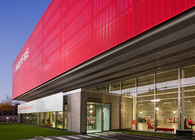 Mapfre Automovile Services Centre, Alcorcn, Madrid.