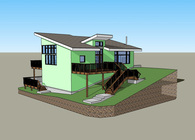 Cunha Residence Guest House Proposal