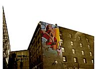 Thesis: Graffiti Gallery (fall 2010)