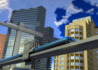 Boston Monorail Visualization