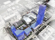 BMO Harris Bradley | Kilborne City Center Masterplan