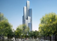 Tian Fang Tower- Eco-City