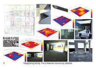 University of Sheffield - Daylighting Study of The Zollverein School by SANAA