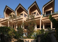 Xunliao Resort Community Phase 1 named Best Architecture Multiple Residence in China