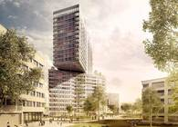 Rotkreuz Suurstoffi Tower- Markus-Frank - Scheitlin-Syfrig Architekten