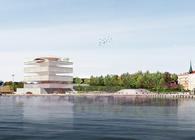 Guggenheim Helsinki - Light Vessel