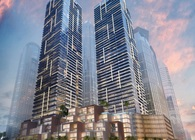 Aedas designs iconic residences at Dubai Marina