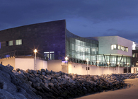Center of Thalassotherapy in Gijón (Spain). Estudio de Arquitectura NAOS