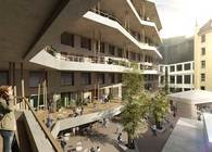 BCR-architects -Youth residence- 3rd prize