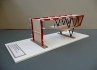 Prefabricated Exhibition Bay