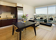 San Francisco flat