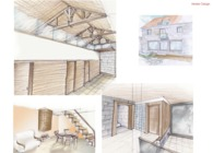 Regina´s House - Studies (Refurbishment)