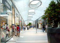 Shopping Center and PArk - La cartiera (Pompei - Naples, IT)