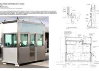 World Trade Center Security Kiosks