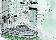 Rebuild existing fountain