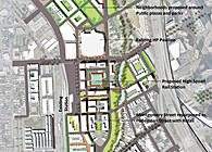 Diridon Station Development, San Jose