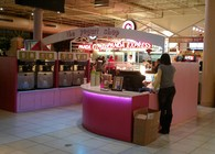 The Yogurt Shope Kiosk
