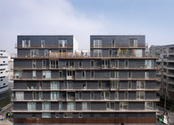 58 Housing Units ZAC Seguin - Boulogne