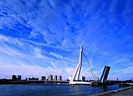 Erasmus Bridge, 1990
