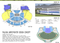 Paulinia Amphitheater Design Concept