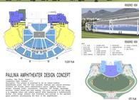 Paulinia Amphitheater Design Concept