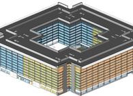 Model Building (Revit & SketchUp)