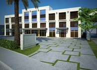 OFFICE BUILDING. MIAMI. 33156