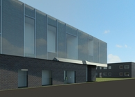 St Stephen´s Centre (Revit project)