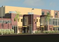 Mixed-Use Building, Merced, Ca