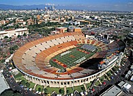 Los Angeles Memorial Coliseum Earthquake Restoration