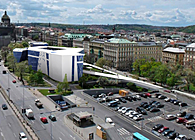 Prague Multimedia center