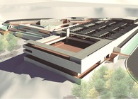 Competition - Social and Educational Center in Bogota DC
