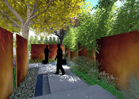 Fuxing Lu Courtyard Landscape Design