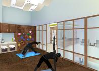 Healthcare Design - Athens Holistic Wellness Center