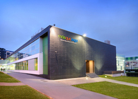 Sport Complex and Swimming Center in Barreiro (Vigo. Spain) Estudio de Arquitectura NAOS