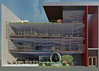 Tenleytown Library Revit