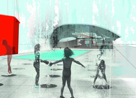 Coney Island Parachute Pavilion Competition
