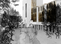 M.Arch Design Thesis - Degrees of Permanence: UCL Research Centre for the Emerging Sciences
