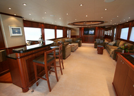 Bacchus 120 Raised Pilothouse