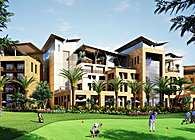 Abu Dhabi Golf Club Resort Hotel