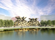 COPAGRI'S DOME for Expo Milano 2015