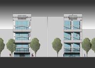 Edificio Plaza Giordano Bruno / Plaza Giordano Bruno Building