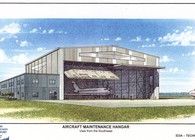 Gary-Chicago Airport Hangar (Boeing)
