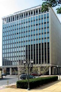 Vornado Realty Trust has proposed setting aside a portion of the space in 2221 S. Clark St. in Crystal City for WeWork office space. Image courtesy of Vornado Realty Trust, via bizjournals.com.