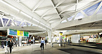 Rendering of George Washington Bridge Bus Terminal