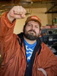 Aaron Draplin will be a guest lecturer at NSAD April 10, 2013. Photo: Courtesy of Aaron Draplin
