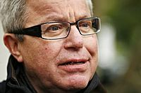 Daniel Libeskind (Photo: Sebastian Widmann/AFP/Getty Images via Chicago Tribune)