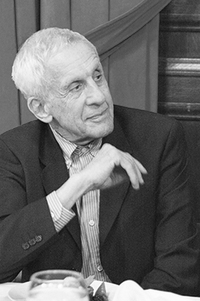 Kenneth Frampton portrait courtesy of Kenneth Frampton