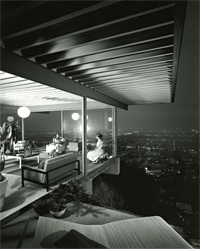 "Case Study House #22 ""Stahl House"" by Pierre Koenig; Photo: Julius Shulman"