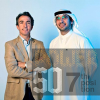 Nasser Abulhasan and Joaquin Perez-Goicoechea, principals of AGi architects